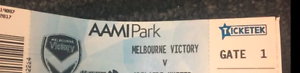 Melbourne Victory vs Wellington Phoenix Soccer Game@AAMI Park SUN Box Hill South Whitehorse Area Preview