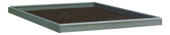 ACD Fundering voor serre Intro Grow Oliver 9,9 m2