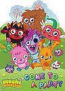 Moshi Monsters Party Invitations