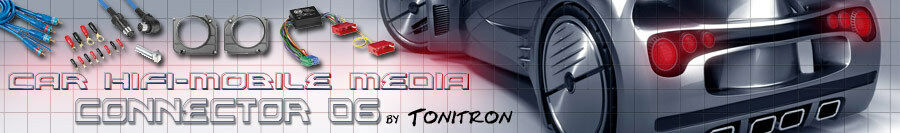 TONITRON CAR AUDIO