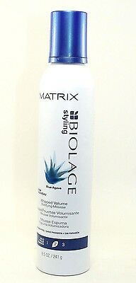 Matrix Biolage Whipped Volume Bodifying Mousse(Hold 2), 8.5