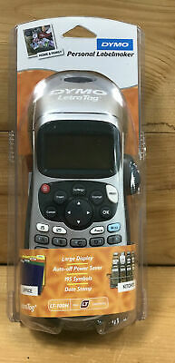 Dymo Letratag Personal Labelmaker New Sealed Packaging.
