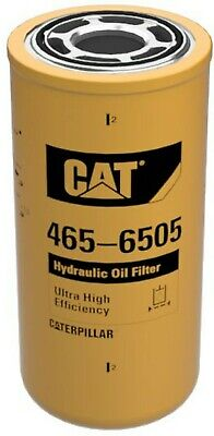 Caterpillar Oem Engine Hydraulic Oil Filter 465-6505 New Sealed
