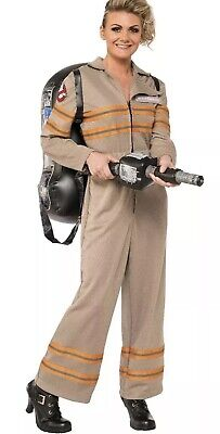 Ghostbusters Costume For Women (New Women's Ghostbusters Costume Jumpsuit Size Medium Size)