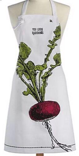 Farm Table Kitchen Apron Veggie & Mason Jar Gift Set You loo