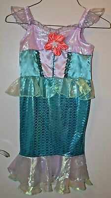 Walmart Mermaid Costume Girls Dress Up SHOES (Walmart Mermaid Costume)