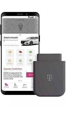 T-Mobile Sync UP DRIVE 2 4G LTE Car & Mobile Hotspot SD7000T Open Box