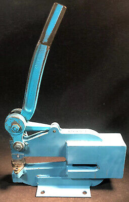 Vintage Roper Whitney Model 17 Sheet Metal Punch Capacity 5 Ton. Our 3