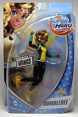 BUMBLEBEE DC SUPER HERO GIRLS ACTION FIGURE 6