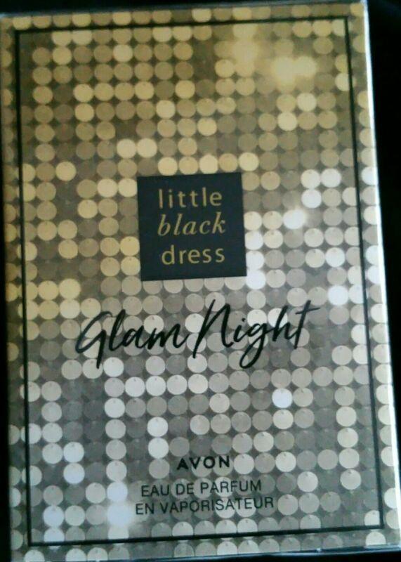 Avon+Little+Black+DressGlam+Night+50ml+EDP+-+Sealed+