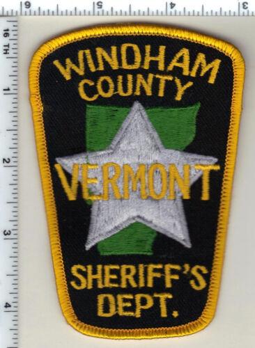 Windham County Sheriff