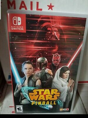 Star Wars Pinball (Nintendo Switch, 2019) L28