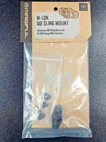 Magpul M-Lok QD Sling Mount Sling Swivel Adapter Industries Attachment Black