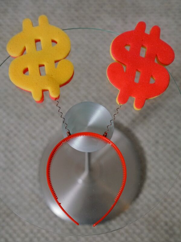 Money Sign Ears Party Favor