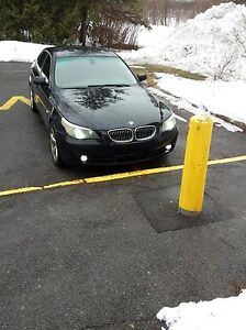 2007 BMW 525xi *safety and etest*