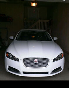 2014 Jaguar XF with Warranty to 160KM