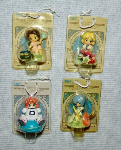 NEW SEGA Evangelion Star and Constellation Mini-Figure Display Series Set #2