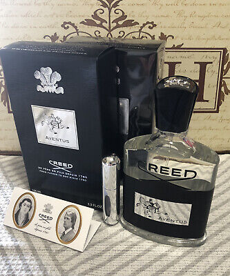 CREED AVENTUS - NEW BATCH - BATCH 20B11N - 5 ML DECANT in DELUXE Atomizer