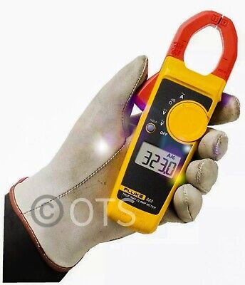 Fluke 323 True-rms Clamp Meter