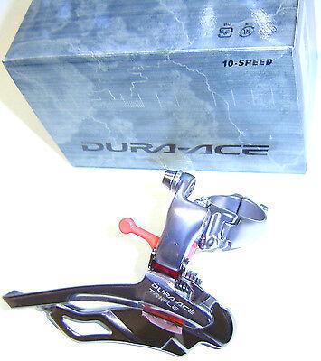 Shimano DURA ACE Triple 3 x 10 Umwerfer FD-7803  31,8 NEU