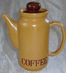 Vintage/ Retro Stoneware Coffee Pot Made in Japan South Windsor Hawkesbury Area Preview