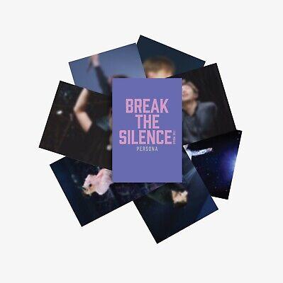 BTS 'Break the silence:The Movie PERSONA' Postcard Set
