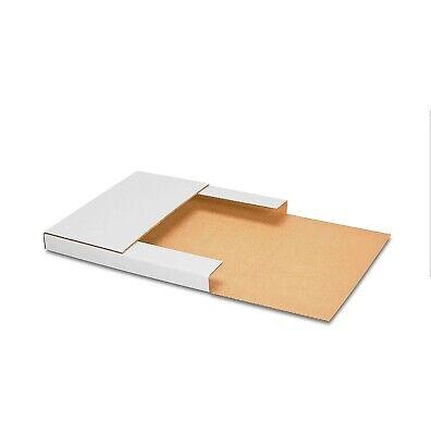 25 Variable Depth 12-1 Lp Record Book Album Book Mailer Boxes