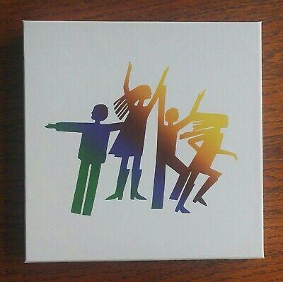 "ABBA 3X COLOURED 7"" SHINGLES FROM ABBA THE ALBUM"