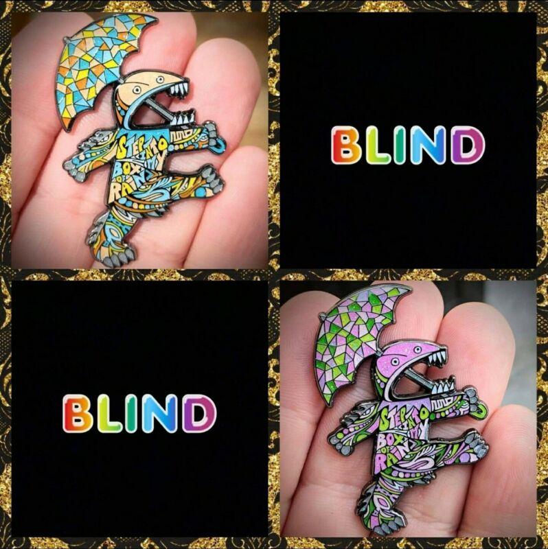 Danny Steinman Frankie Twiddle Box of Rain Sealed Blind Bag Includes 2 pins