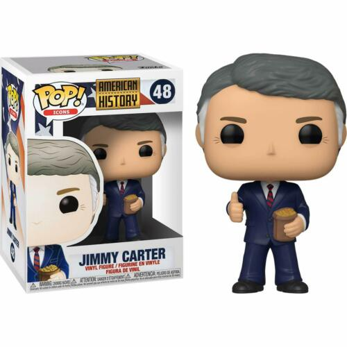 US Presidents 8 Inch Action Figures Series Jimmy Carter Blue Suit