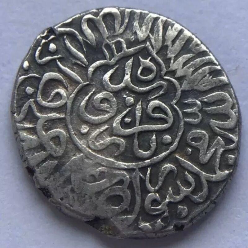 ISLAMIC SAFAVID Sultan Tahmasp I (930-984AH) AR Shahi ND Type, mint Babul (2.2g)