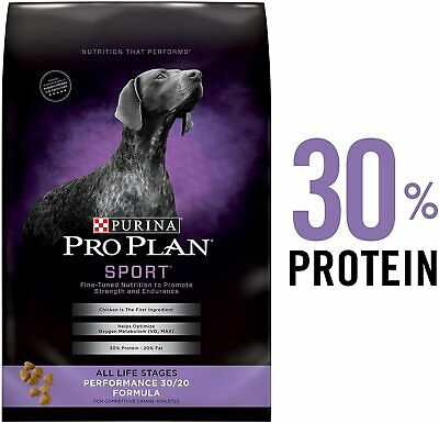 Purina Pro Plan Sport Dog Food - Chicken - 50 LBS - SUPER DEAL