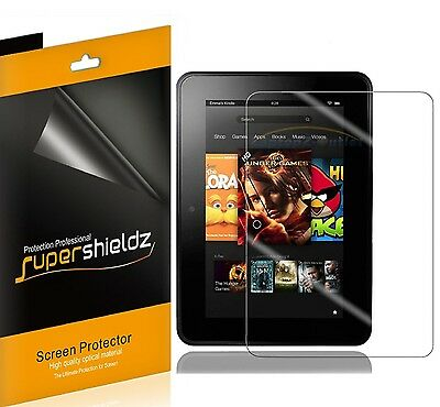 3-Covey Anti-glare Matte Screen Protector for Amazon Kindle Fire HD 7 inch Tablet