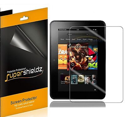 3x Anti-Glare Matte Screen Protector Guard For Amazon Kindle Fire HD 8.9