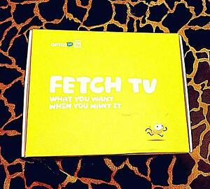 Optus Fetch Tv Kit: Gen 2 1TB Settop  Box Roleystone Armadale Area Preview