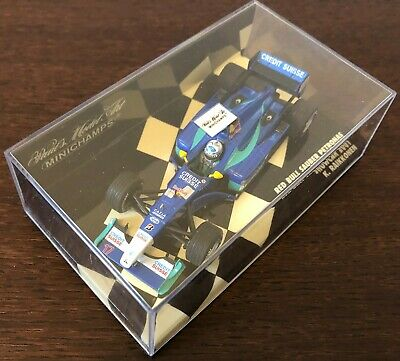 Minichamps 1/43 Fernando Alonso Minardi European F1 PS01