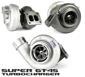 Universal GT45 Turbo Turbocharger capable of 1000bhp+ Track or Drag project Car
