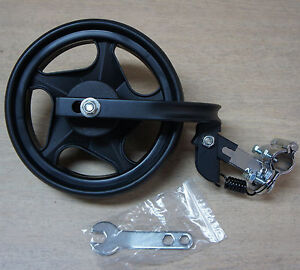Golf  Buggy Suspension Front Wheel - 3rd Wheel Attachable to Golf Seat Buggy