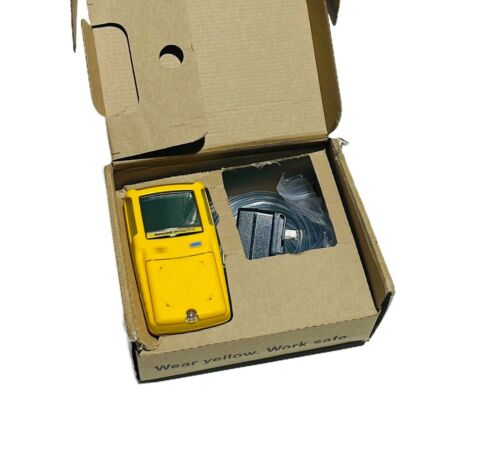 BW Technologies Gas Alert Max XT II Gas Detector with pump, new oxygen, cal