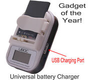Droid Charge Battery Charger
