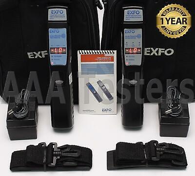 Exfo Tk-ff Lfd-300 Tg-300 Fiberfinder Tone Generator Live Fiber Identifier Kit