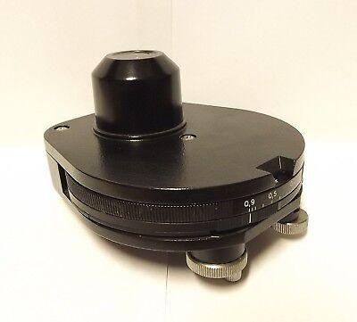 Zeiss Axio Microscope Phase Contrast Condenser 445303 Hf Df Ph1 Ph2 Ph3