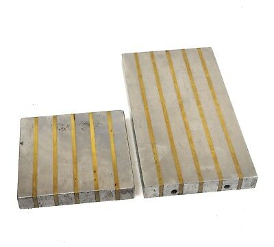2x Precision Magnetic Transfer Parallel Block 6 12x3 12 - 3 12x3 12 - 58
