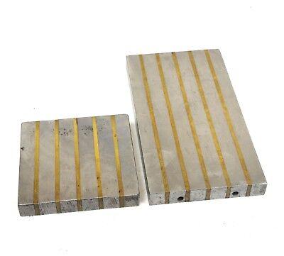 2x Precision Magnetic Transfer Parallel Block 6 12x3 12 - 3 12x3 12 - 58
