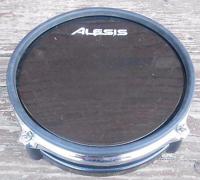 "Alesis RealHead 8"" Dual Zone Electronic Drum Pad for DM5 DM10 DM10X EC"