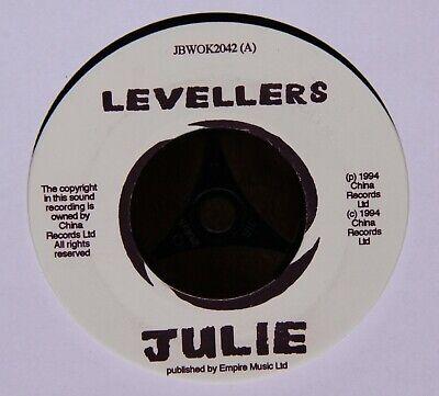 """LEVELLERS JULIE / THIS GARDEN JUKEBOX ISSUE JBWOK204 7"""" 45RPM VINYL RECORD EX!!!"""