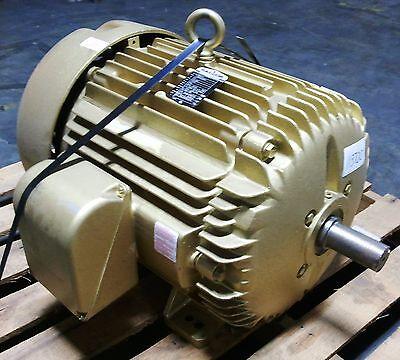 New Baldor 60 Hp 3 Phase Super E Motor Em4310t  230460 Volt 3560 Rpm