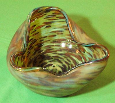 Kupfer-glas (Kelch Panther Entwurf Kupfer-Glas - Atelier Yannick Hoeltzel- -meister Glas-)