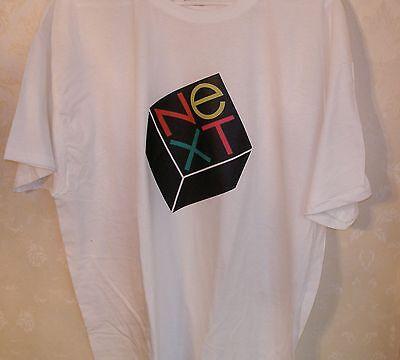 NeXT Computer Logo T-shirt - M