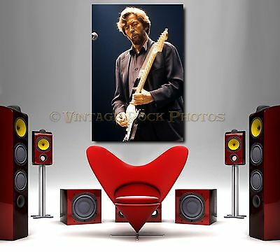 Eric Clapton 20x30 inch Poster Size Photo Professional Print Live Concert 6